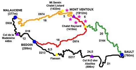 vaucluse mont ventoux 1912m par b 233 doin malauc 232 ne sault