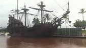 Queen Anne's Revenge: Blackbeard's Ship - YouTube