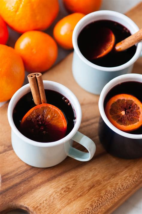 mulled wine recipe classic holiday mulled wine the sweetest occasion
