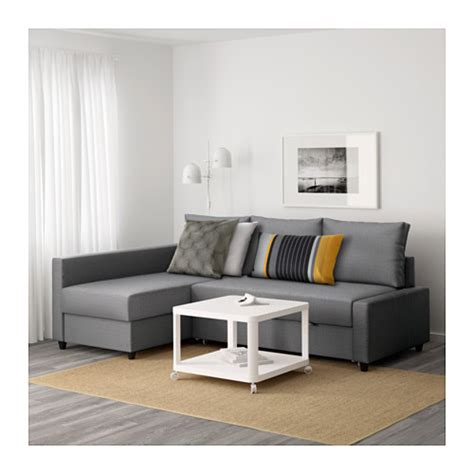 Ikea Convertible Sofa Bed With Storage by Friheten Corner Sofa Bed With Storage Skiftebo Grey