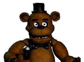 Full Freddy Body Fazbear