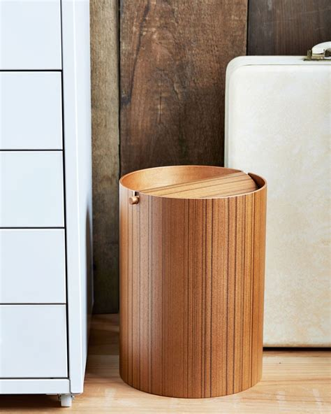 Small Bathroom Wastebasket With Lid by Ayous Paper Waste Basket With Lid Small Nalata Nalata