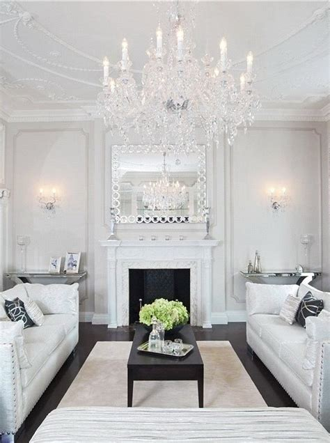 images  glamorous living rooms  pinterest martin lawrence chairs  tufted sofa