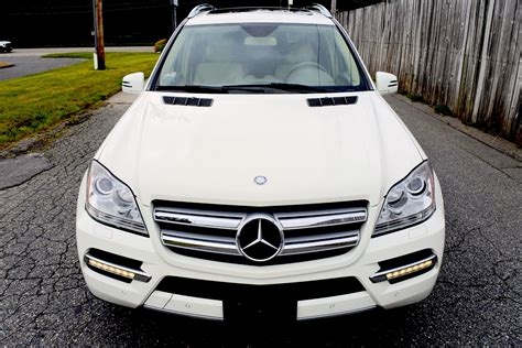 The front passengers get nicely tailored seats, with good. Used 2012 Mercedes-Benz Gl-class 4MATIC 4dr GL450 For Sale ($18,888) | Metro West Motorcars LLC ...