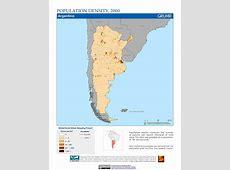 Maps » Population Density Grid, v1 SEDAC