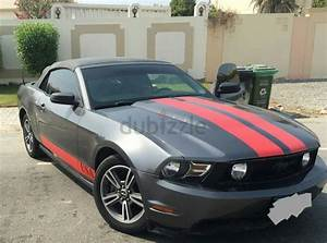 dubizzle Dubai   Mustang: FORD MUSTANG FOR SALE -2010 CONVERTIBLE -GOING CHEAP 24500