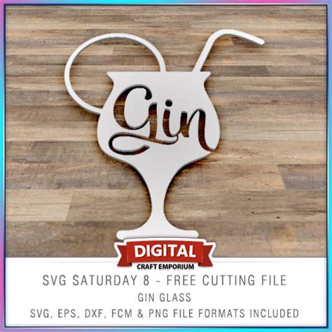 svg saturday  grin  gin gentleman crafter
