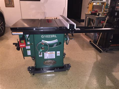 grizzly cabinet saw review 10 quot 3 hp 240v cabinet left tilting table saw grizzly