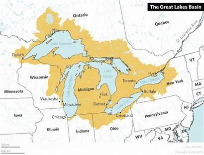 Lakes Water Stratfor Secure River Basin Intelligence