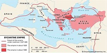 The Byzantine Empire: A Center of Wealth and Power