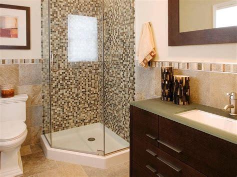 small bathroom ideas  corner shower  anfitrion