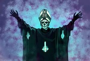 Papa Emeritus II by cryoclaire on DeviantArt