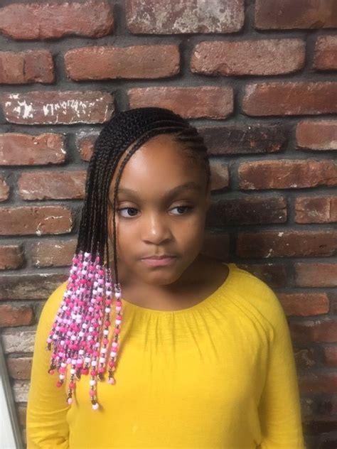 lemonade braids  beads atsalonsweets braids