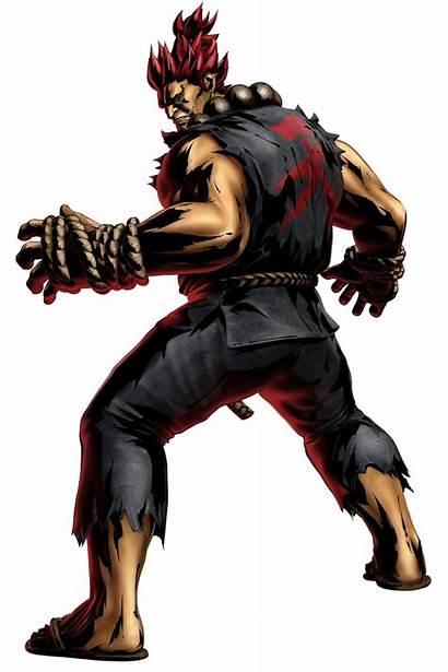 Fighter Street Transparent Akuma Marvel Capcom Character
