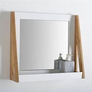 miroir salle bain pas cher With miroir ventouse salle bain