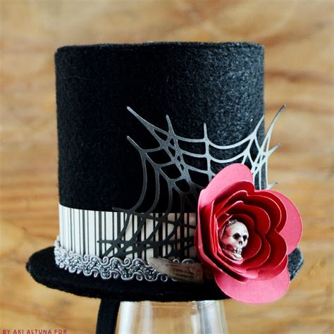 craftaholics anonymous easy halloween top hat