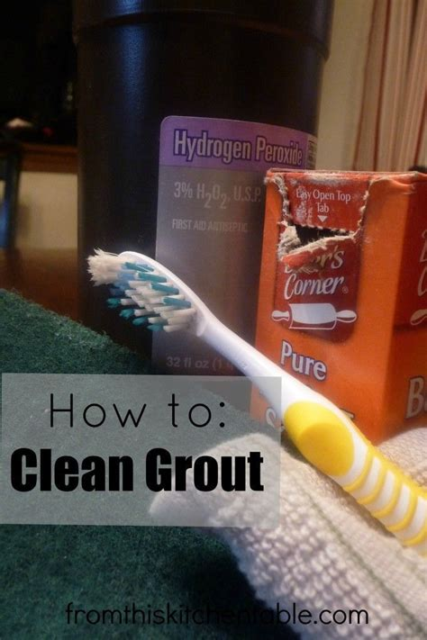 best 25 clean grout ideas on tile grout