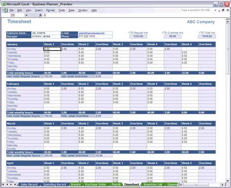8 excel time sheet timeline template