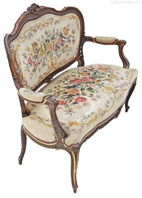 chaise louis 15 painted louis xv sofa chaise longue antiques atlas