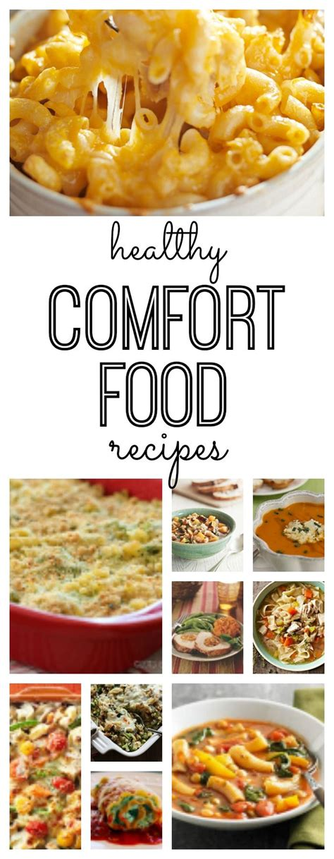 healthy comfort food recipes healthy comfort food recipes the winter my and recipes