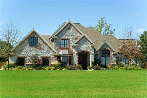 Schönes Haus Stockbild Bild Von Schätzen, Amerikanisch