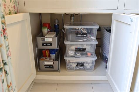the bathroom sink storage ideas how to organize a bathroom sink