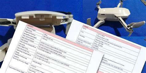 dji mavic mini specs leaked   drone  daily