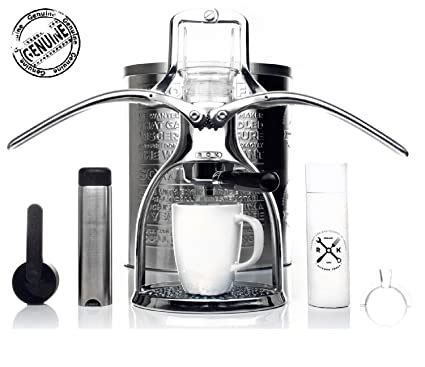 At rok we engineer to last decades and minimise energy use. Rok Espresso Gc - The Homey Design