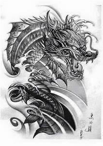 Koi Tattoo Vorlagen : pin von peter auf tribal tattoo designs tattoo vorlagen tattoo ideen und japanische tattoos ~ Frokenaadalensverden.com Haus und Dekorationen