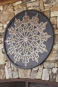 Oenomaus black and silver gold wall decor a