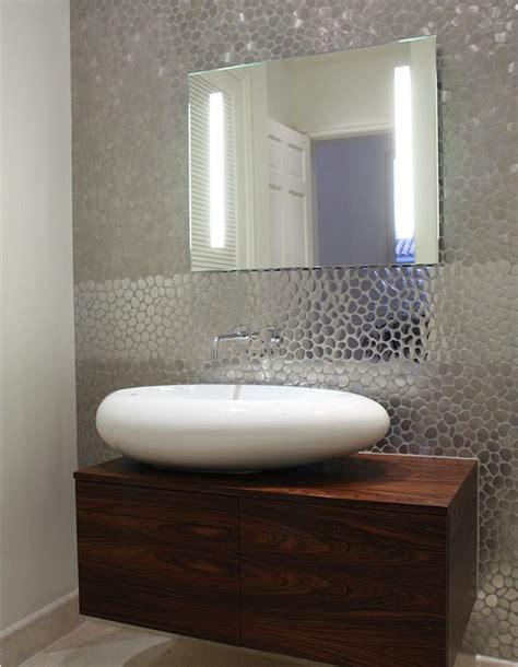 bathroom wall covering ideas funky wall covering guest bathroom biz ideas