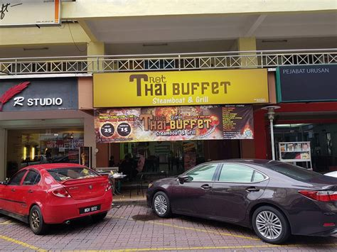 Steamboat Grill by Rot Thai Buffet Steamboat Grill Makan Sai Lebam