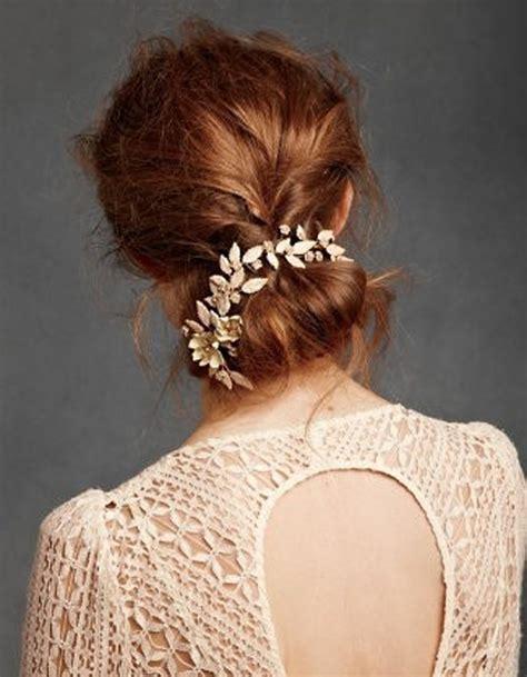 coiffure de mari 233 e chignon flou les plus jolies
