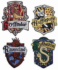 The Gallery For U0026gt Harry Potter House Logos