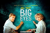Big Eyes – Not what you're used to from a Tim Burton movie ...
