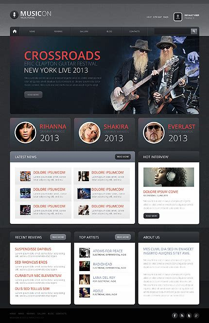 drupal bootstrap template creator 30 awesome drupal themes creative beacon