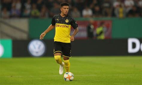 Jadon Sancho Dortmund