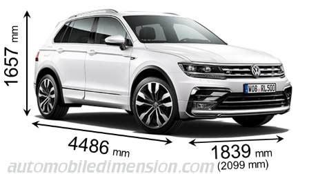 2017 Volkswagen Tiguan Dimensions by Dimensions Volkswagen Tiguan 2016 Coffre Et Int 233 Rieur