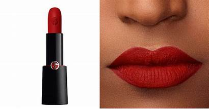 Armani Lipstick Matte Rouge Sample Hurry Lipsticks