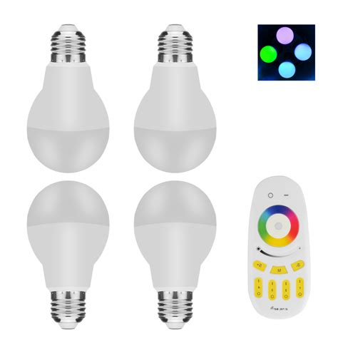 wholesale e27 rgbw led light bulbs from china