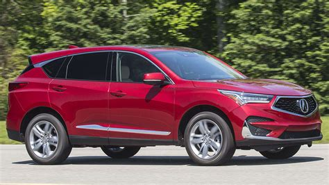 Santa Acura by All New 2019 Acura Rdx Drive Consumer Reports