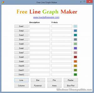 Free Line Graph Maker 1 0 Free Download