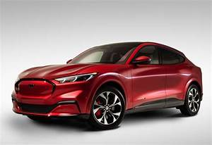 2022 Ford Mustang Mach-E Premier Specs, Color Options, Rumor | First Ford Rumor