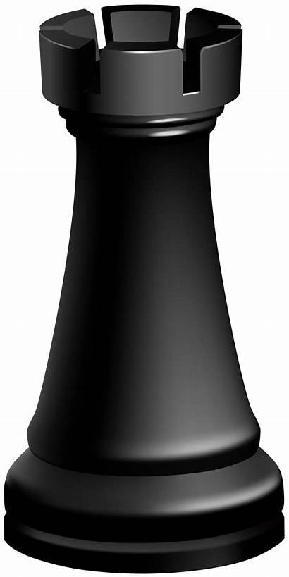 Chess Rook Piece Clipart Transparent Clip Background
