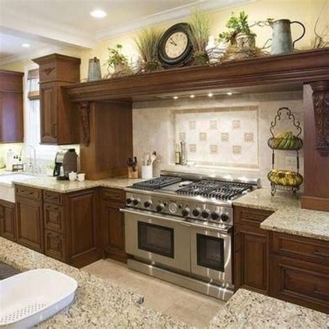 kitchen decor ideas decorating ideas for above kitchen cabinets sl interior