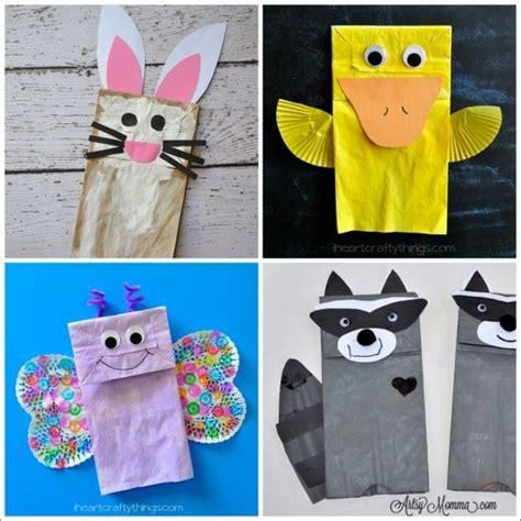 20 paper bag animal crafts for 280 | paper bag animals crafts 3