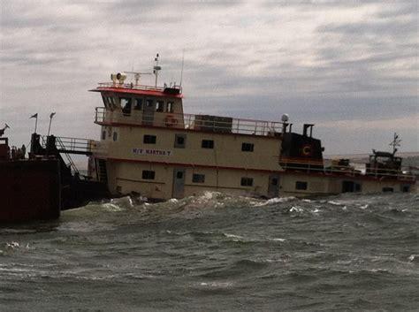 Towboat Horn by Towboat Shipwreck Log