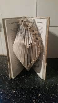 Book Folding Art Template Free