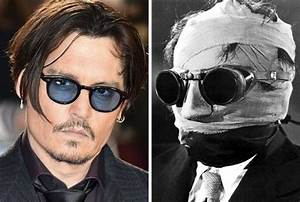 Johnny Depp To Star In The Invisible Man Movie At ...
