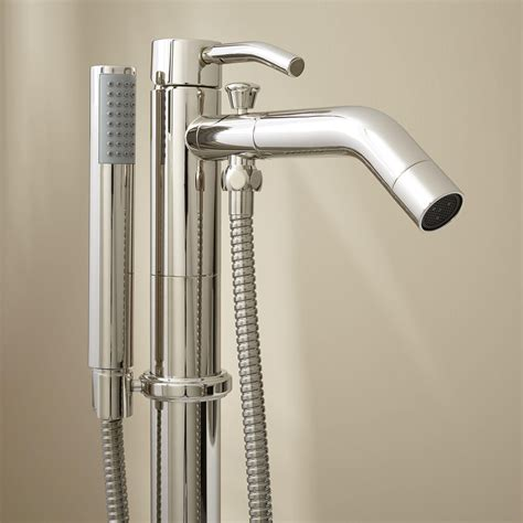 tub and shower faucets caol freestanding tub faucet with shower bathroom